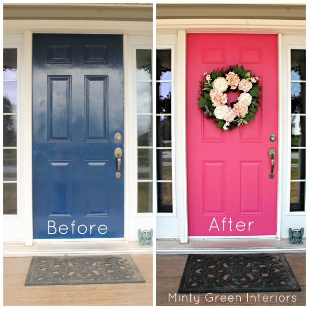 Before and After Doors