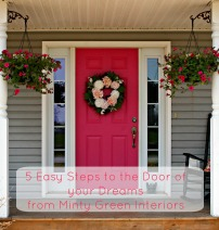 https://mintygreendream.com/2016/05/17/here-are-5-easy-steps-to-the-door-of-your-dreams/