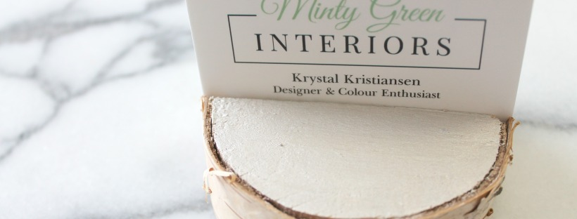 Diy birch business card holder minty green dream reheart Images